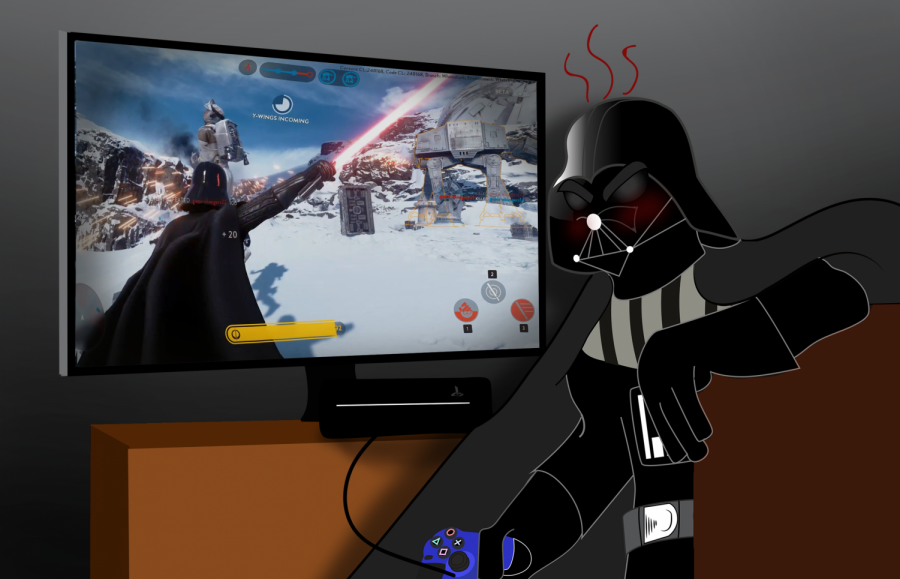 Force is with 'Battlefront II' video game