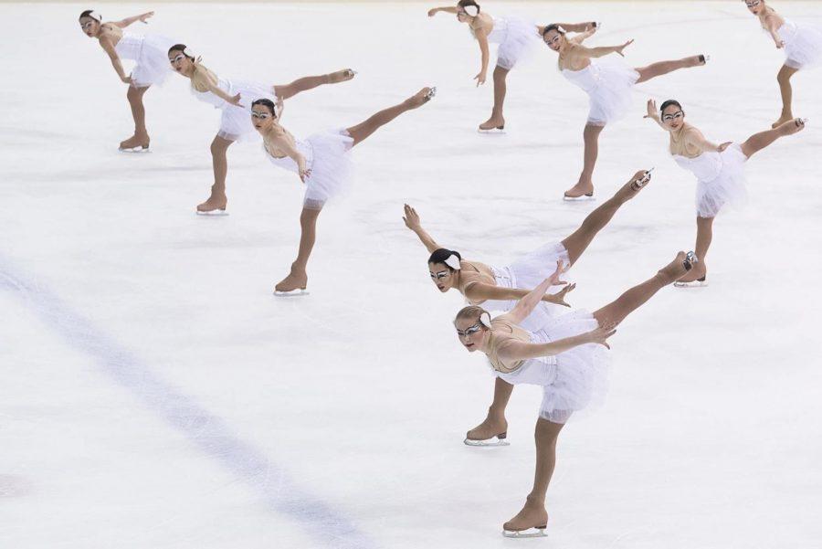 Jessica Zhang straps on skates to soar