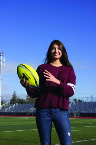 Castaneda rises in the rugby ranks