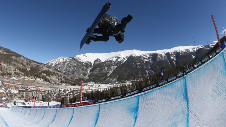 Winter Olympics are starting to shred
