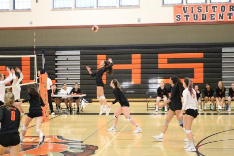 Girl's volleyball sets up for NCS playoffs