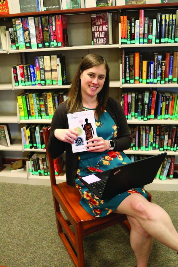 Librarian starts YouTube book talks