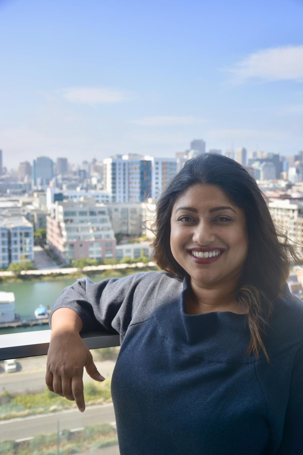 Cal alumna Kavita Baliga, Class of 2000, is a world renowned Western classical singer who has founded the music startup Design Music Entertainment.