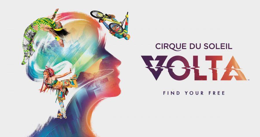 Flying high at Cirque Du Soleil's Volta
