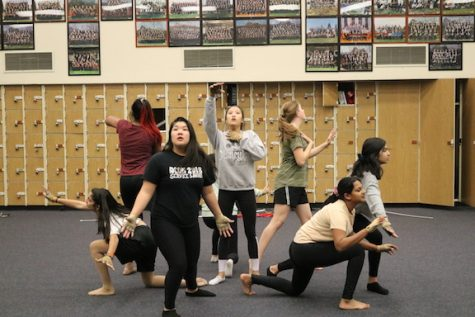 Students make an impact with dance