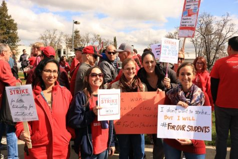 District teacher strike averted