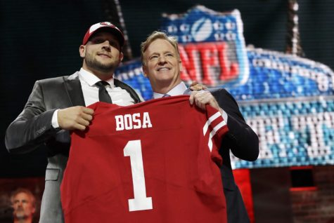 Niners make a clear choice, Raiders…not so much