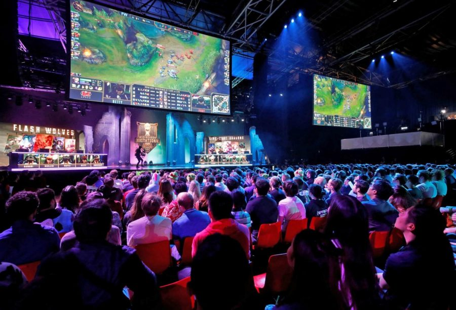 Cal has caught on the trend of the rising esports industry. Photo courtesy of Engadget.