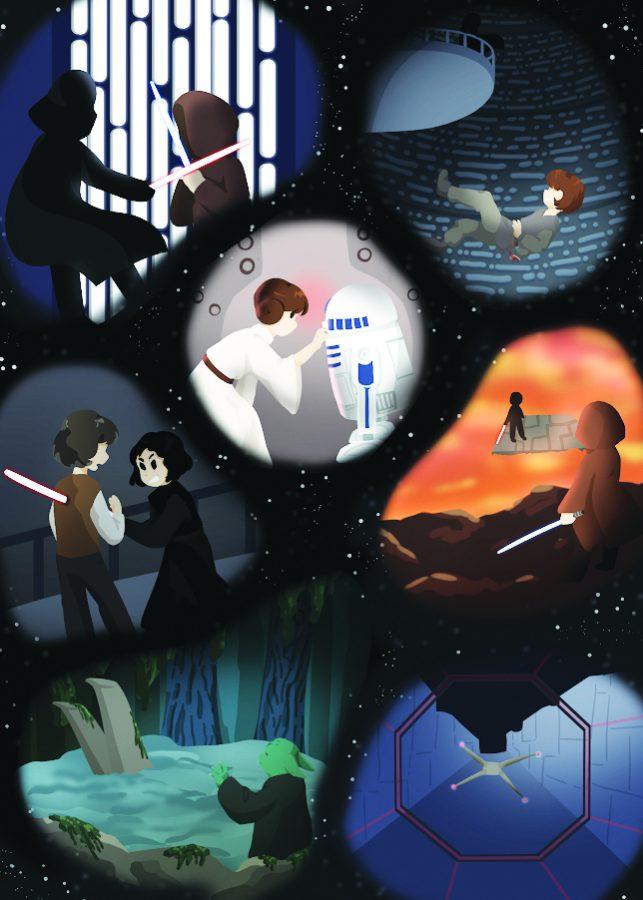 Ranking the best Star Wars films