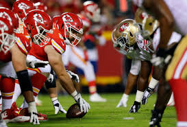 The 49ers and Chiefs will meet up in Miami for Super Bowl LIV on February 2.