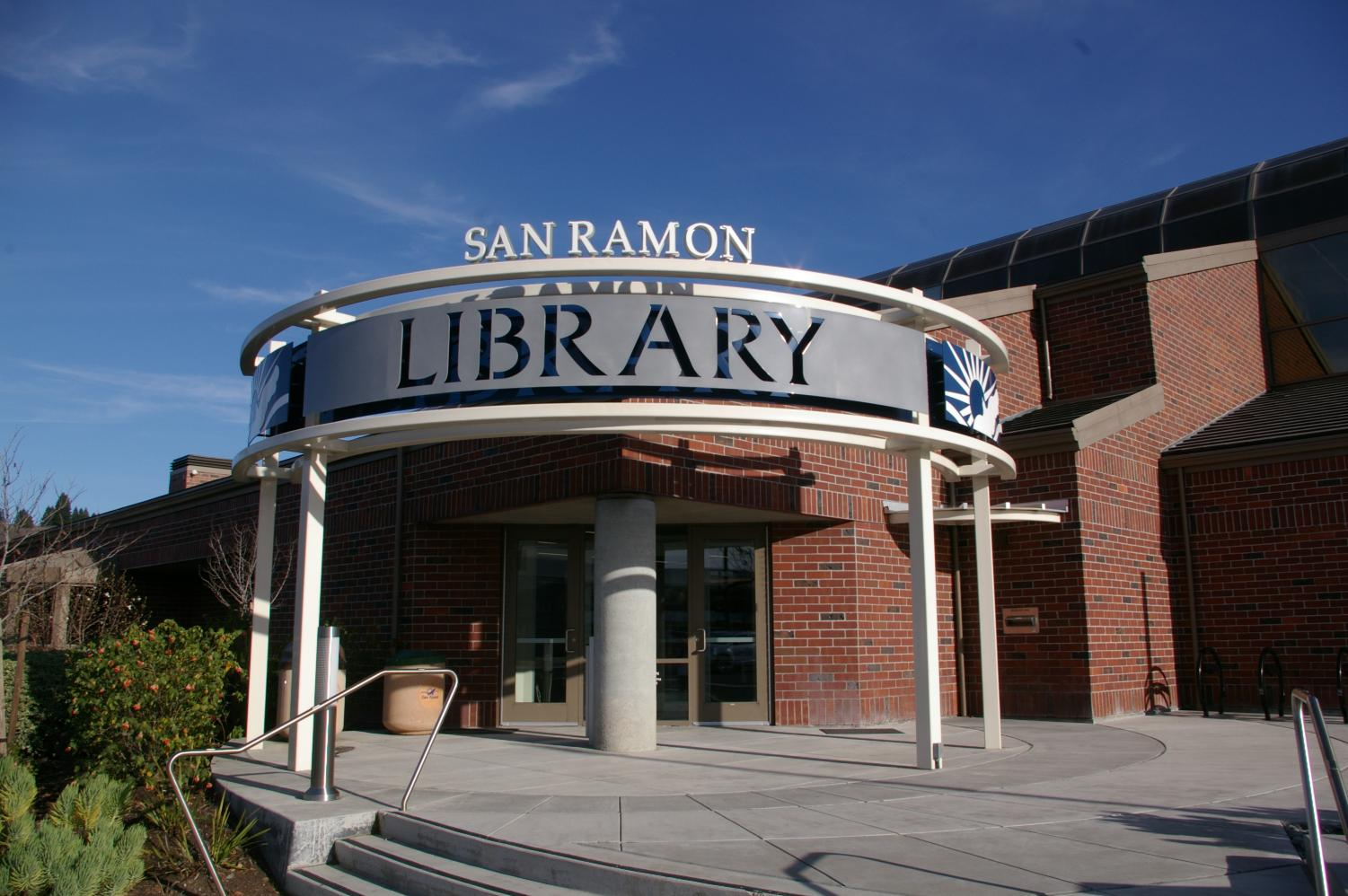 The San Ramon Library was among the libraries throughout Contra Costa County impacted by a ransomware attack.