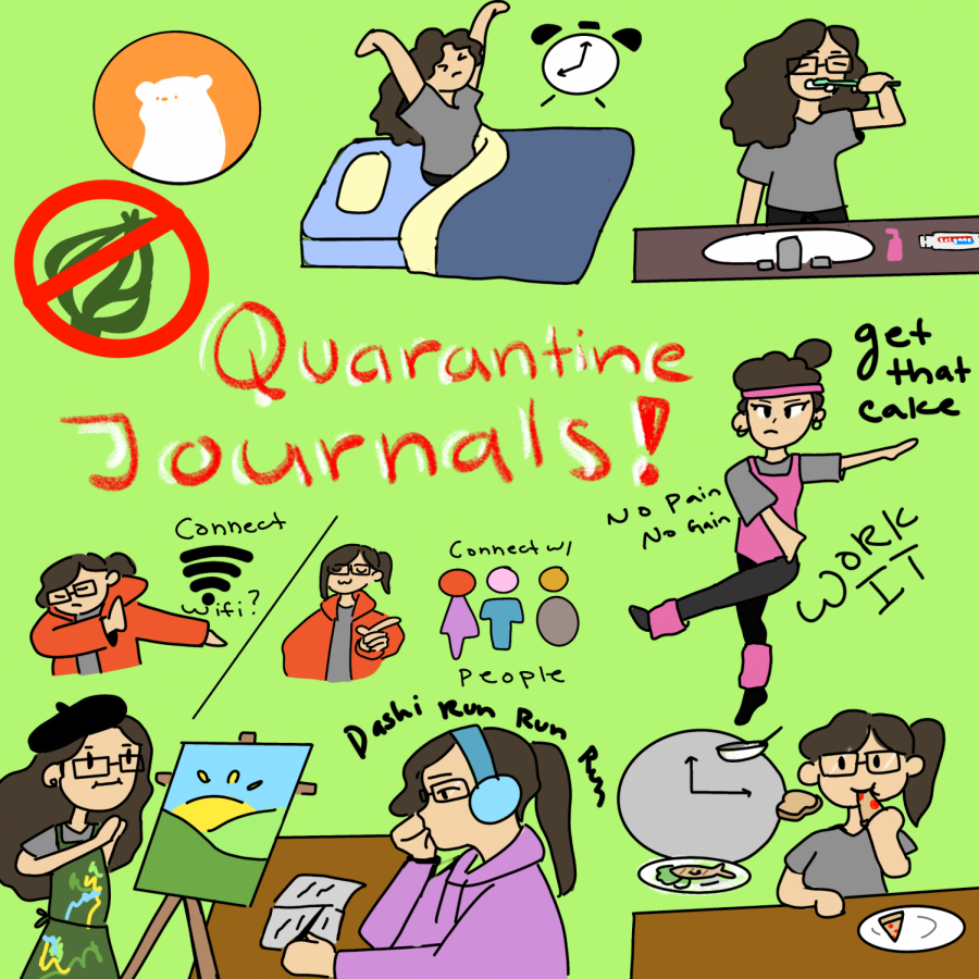 Quarantine Journals