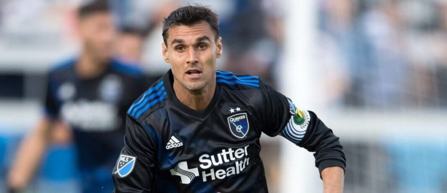 Chris Wondolowski is a forward for the San Jose Earthquakes.