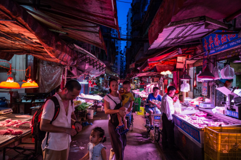 Wet markets are one of the suspected origin sites for COVID-19