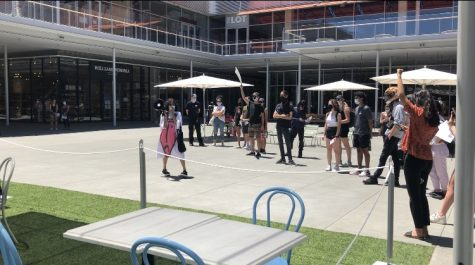 Bay Area residents speak out against environmental racism, police brutality at Chevron world headquarters