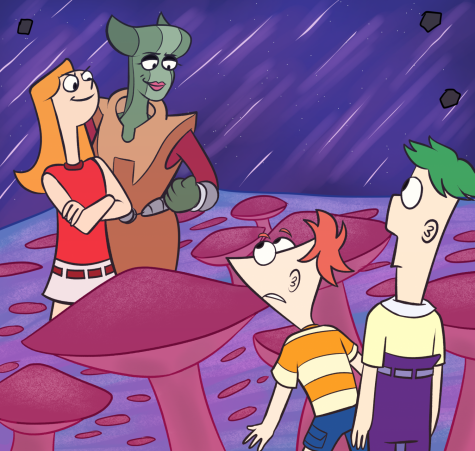 Candace still unable to bust her brothers in new Phineas and Ferb movie