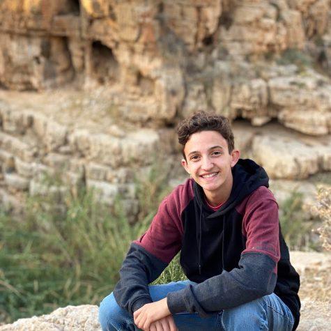 Photo of Isaac Oronsky