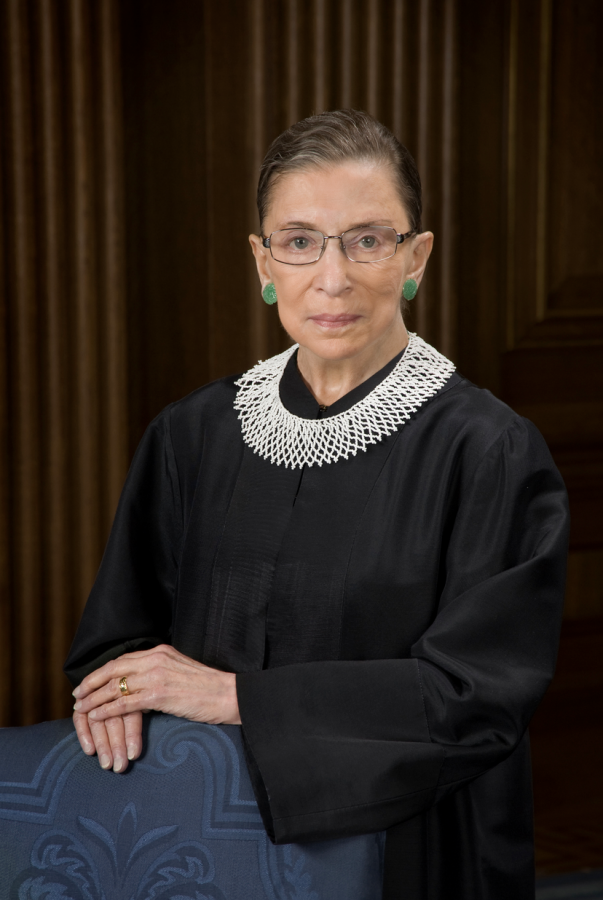 Ruth+Bader+Ginsburg+was+the+second+woman+to+serve+on+the+U.S.+Supreme+Court.+She+died+on+Sept.18+at+age+87.