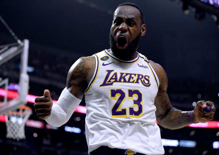 LeBron James looks to win his fourth NBA championship - his first with the Lakers- and strengthen his claim as the GOAT.