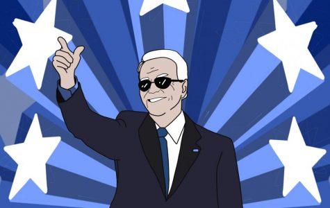 Former Vice President Joe Biden will restore civility to the White House