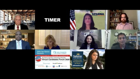 San Ramon city council and mayoral candidates discuss issues that are most important to local voters during a virtual forum hosted by the San Ramon Chamber of Commerce.