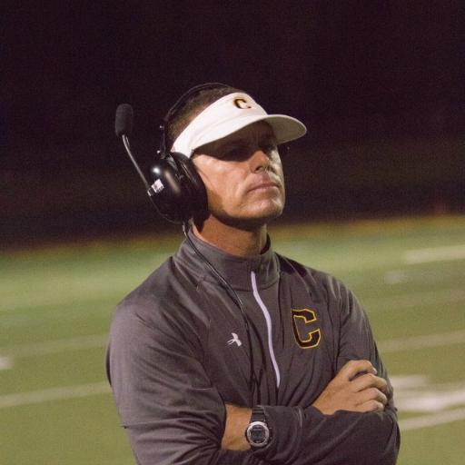 New football coach Danny Calcagno brings a plethora of coaching experience to Cal High. He coached at San Leandro High School from 1995 to 2002 and at Chabot College from 2003 to 2016.