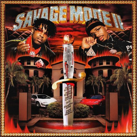 The Savage Mode II album cover was seen for the first time on producer Metro Boomin's Instagram on Oct. 3, the day after it was released. Many people have been quick to point out that the style is reminiscent of late '90s album art.