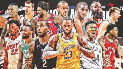 The NBA season is starting next week and there are many intriguing stories after the abbreviated offseason.