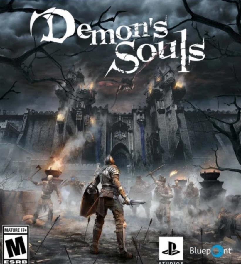 The+remake+of+the+2009+video+game+%22Demon+Souls%22+is+a+much+more+polished+product.+