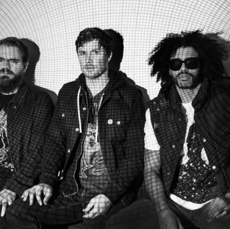 "The horror hip hop band Clipping has a new album, ""Visions of Bodies Being Burned""."