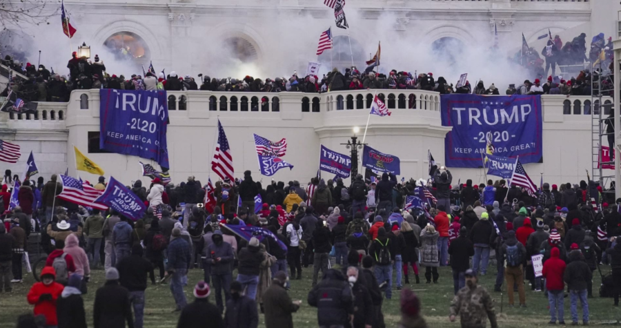 Supporters of President Trump breached the U.S. Capitol building on Wednesday and wrecked havoc, disrupting Congress's  certification of Joe Biden's Electoral College victory. Five people died in the violent insurrection, including a Capitol police officer.