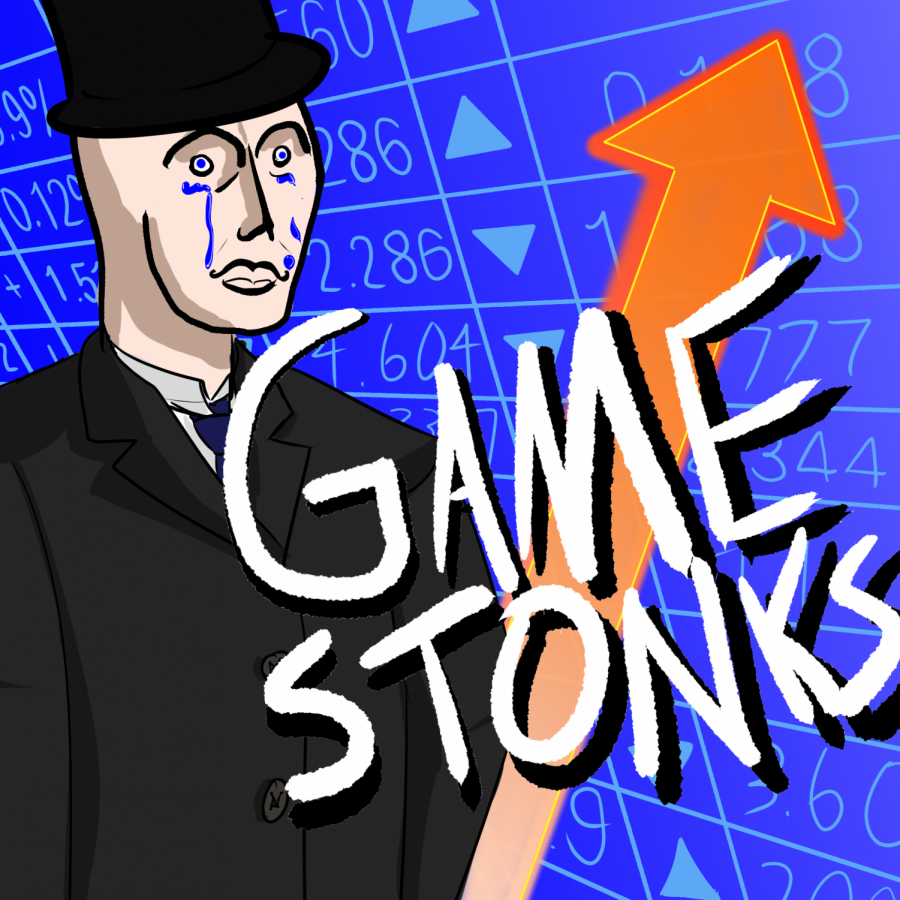 The GameStop short squeeze caused a lot of controversy in the stock market and cost some Cal High students money.