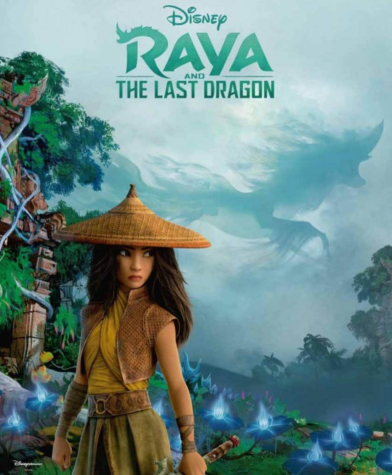 """Raya and the Last Dragon"" features Disney"