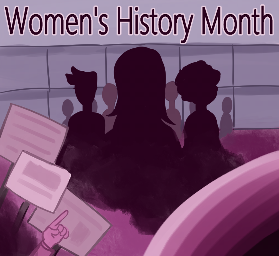 Even during the pandemic, women from all over have found ways to celebrate feminism during Women's History Month.