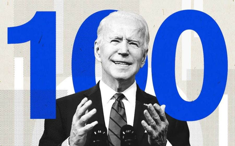 President Joe Biden's first 100 days have been a success for a lot of communities, such as San Ramon.