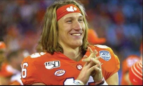 Clemson quarterback Tyler Lawrence was the  top overall pick in the draft by the Jacksonville Jaguars.