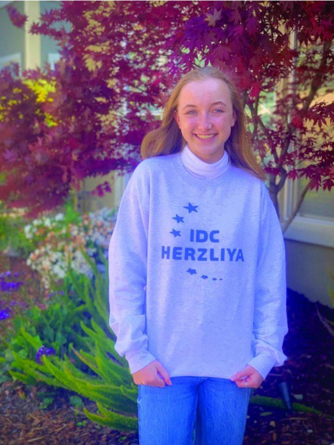 Senior staff writer Shannah Saul will be attending IDC Herzliya in Israel this fall.
