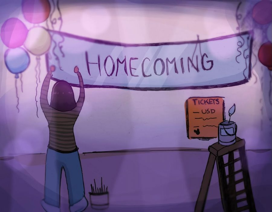 Cal Highs leadership class has made adjustments to this years homecoming festivities, which have been moved up a month. The dance also will be outdoors because of COVID-19 precautions.
